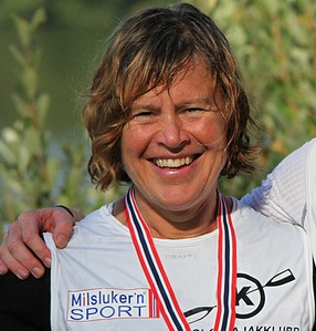 Kari Ofstad - Verdensmester i maraton K1 masters