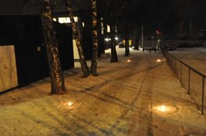 Oslo Kajakklubb by night...