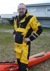 Fornøyd: Andreas Stokseth er fornøyd med trenings-helgen