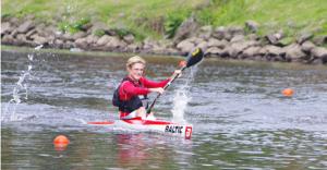 Haakon Løn vant i Ängelholm