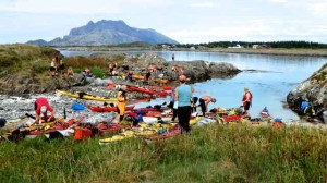 Helgelandskysten - i all sin prakt Foto: Harald Aas