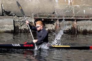 Martin Befring (Biff) - Vinner av Oslo Kajakksprint 2014
