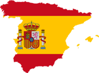 Spansk flagg