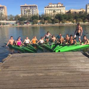 OKK-juniorer i Sevilla 2015