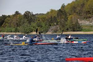 Eivind Vold vinner K1 200m