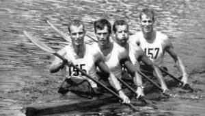 Gullfireren 1968 - Steinar Amundsen, Egil Søby, Tore Berger, Jan Johansen