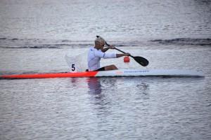 Lars Hjemdal - NM sølv på 500m