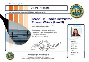 15-07-06 Giedre Pigagaite UK-SUP L2 Inst ASI Certificate (F1539UK) v3-page-001