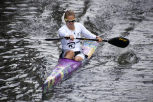 Agnes Brun Lie (OKK) vinner dameklassen