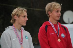 Håkon Løn og Thomas Lothe