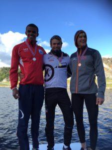 200 m: Gull til Per Christian, Sølv til Hakeem og Bronse til Eivind
