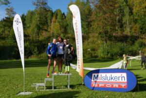 Gull: Lisa Teichert (Tyskland), Sølv: Kristin Landmark (Nor), Bronse: Veronika Danisova (Slovakia)